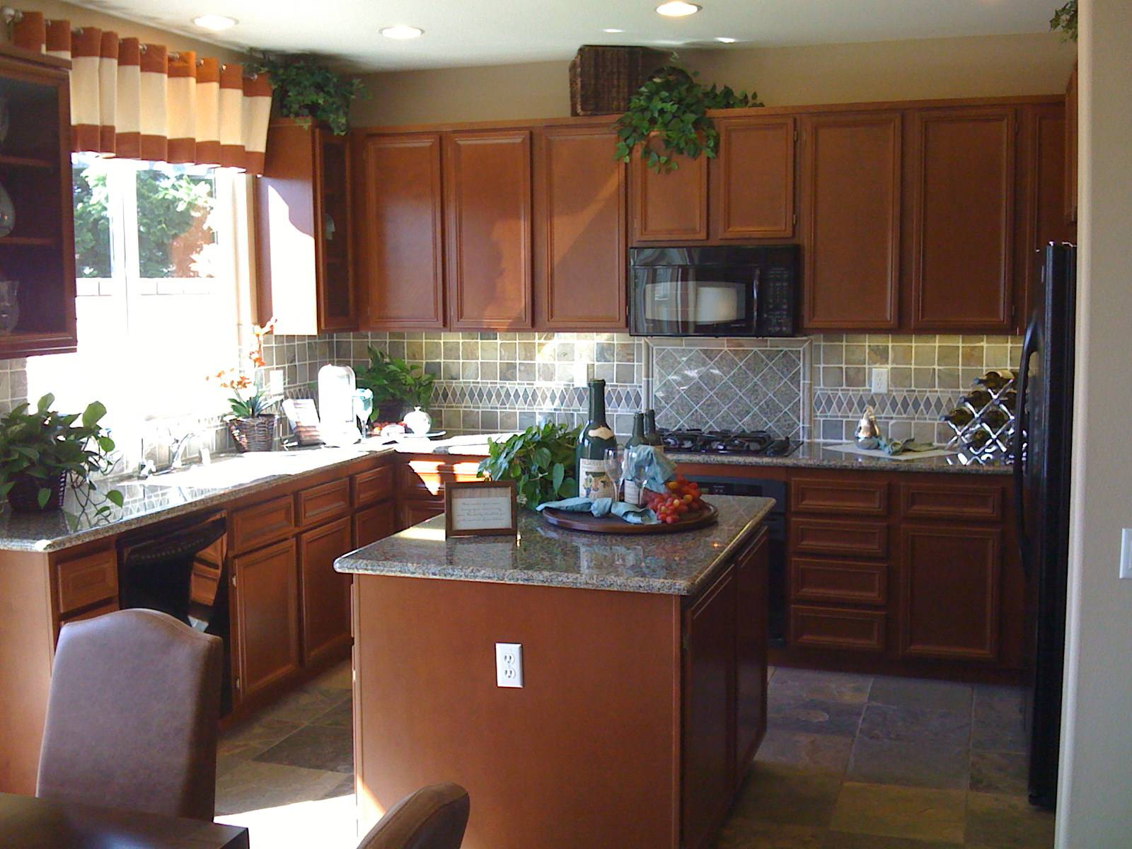 Model Kitchen auto detailing home staging brainer sellers - kaf mobile homes
