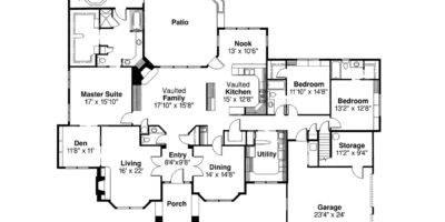 Breathtaking Brentwood House Plan Photos - Best Image Engine ...