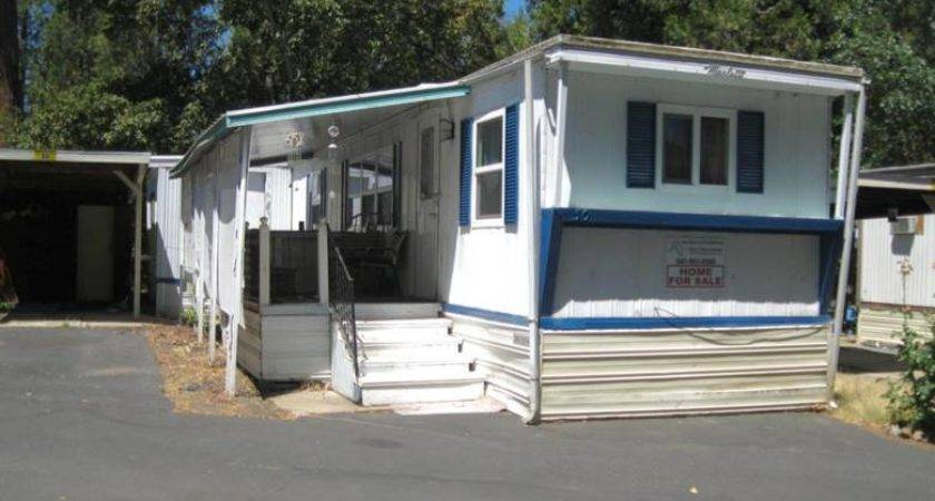 Manufactured Home Sale Horizon Mobile Village Medford Oregon Kaf