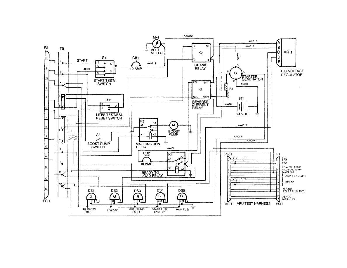 Electrical Wiring Diagrams For Mobile Homes - Wiring Diagram And ...