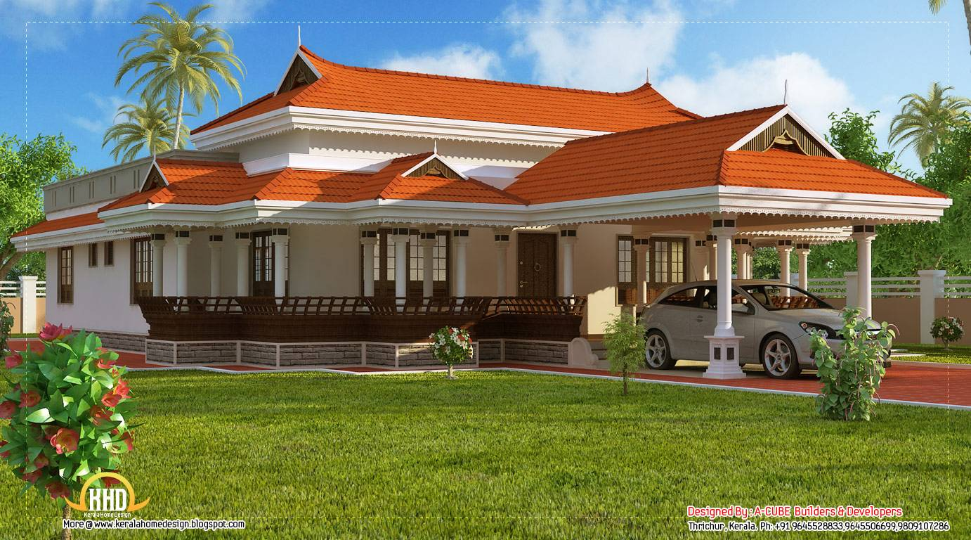 Model house design kerala home floor plans kaf mobile homes 32017 old house plans in kerala style arts
