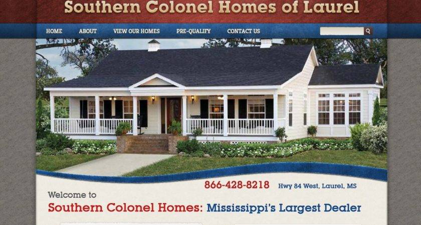 26 Wonderful Southern Colonel Homes Kaf Mobile Homes 45846