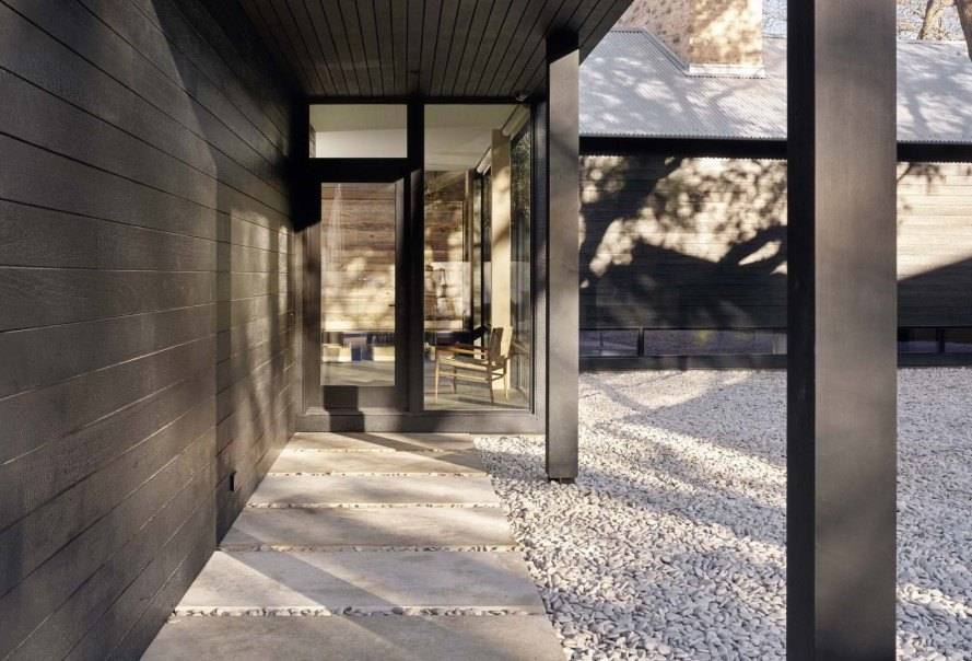 Aamodt Plumb Architects Modern Texas Prefab Built