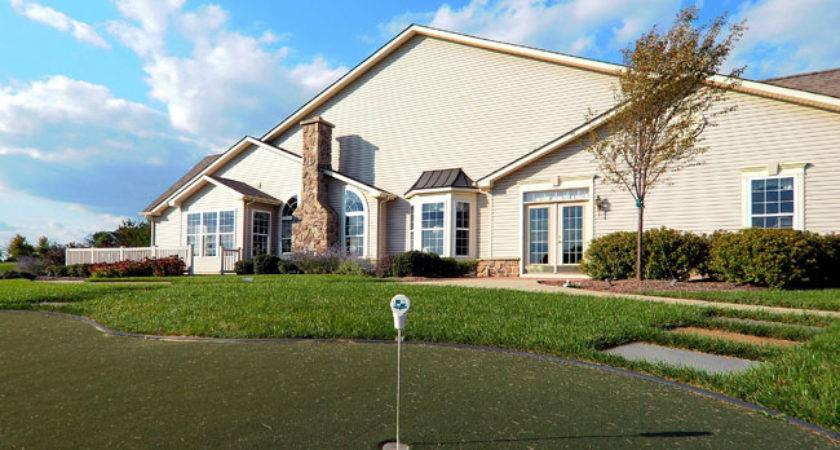 Active Retirement Community Bucks County New Homes Sale