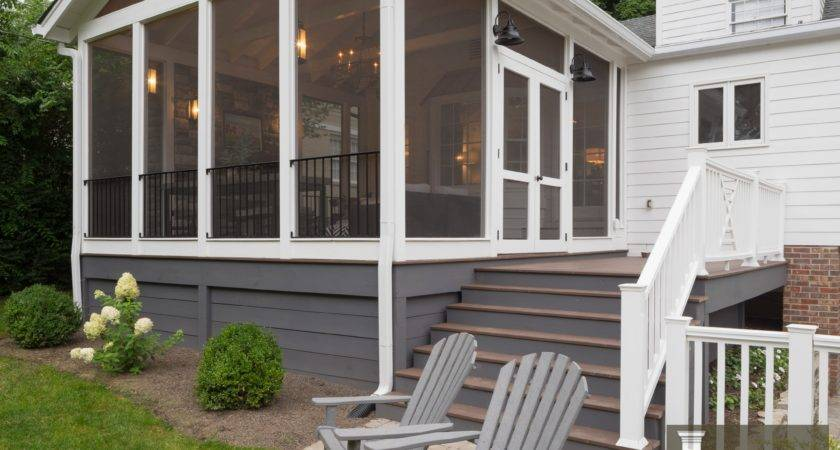 Adding Screened Porch Mobile Home