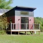 Affordable Green Prefab Homes California Modern Modular Home