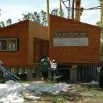 Affordable Modular Log Cabin Homes Now Delivered Fully Assembled