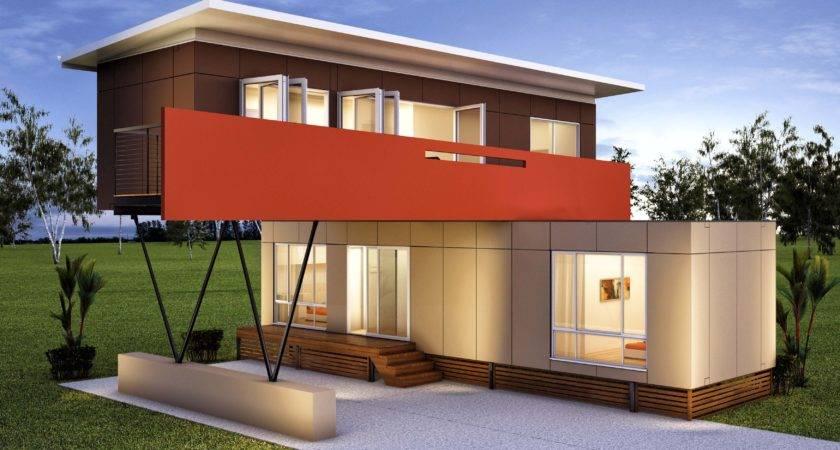 Affordable Prefab Homes Australia Modern