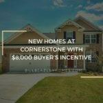 Aiken Homes Cornerstone Buyer Incentive