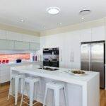Alkira Homes Display Home Modern Kitchen
