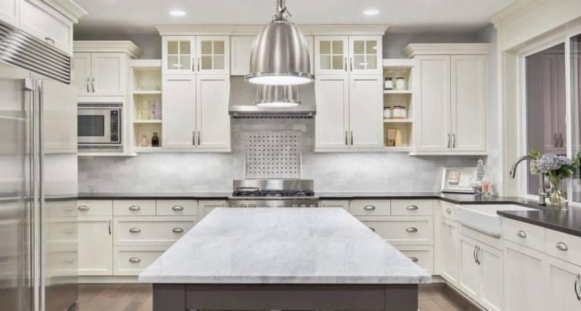 All White Kitchens Kitchen Decor Design