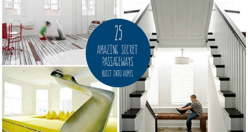 Amazing Secret Passageways Built Into Homes