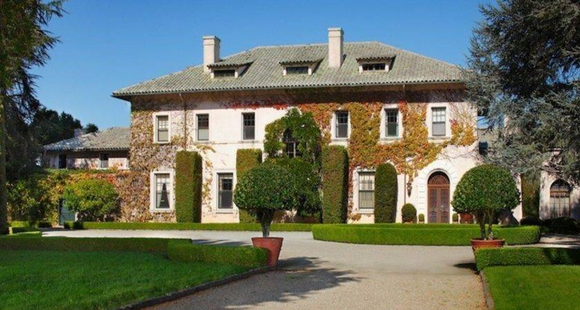 America Most Expensive Homes Worth Over Million Photos