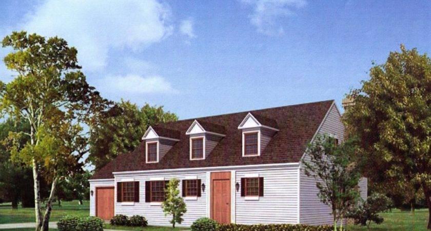 Ameripanel Homes South Carolina Cape Cod Style