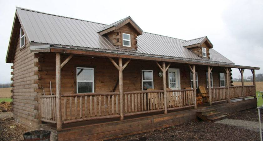 Amish Built Modular Log Cabins Best Buy Manufactured Homes