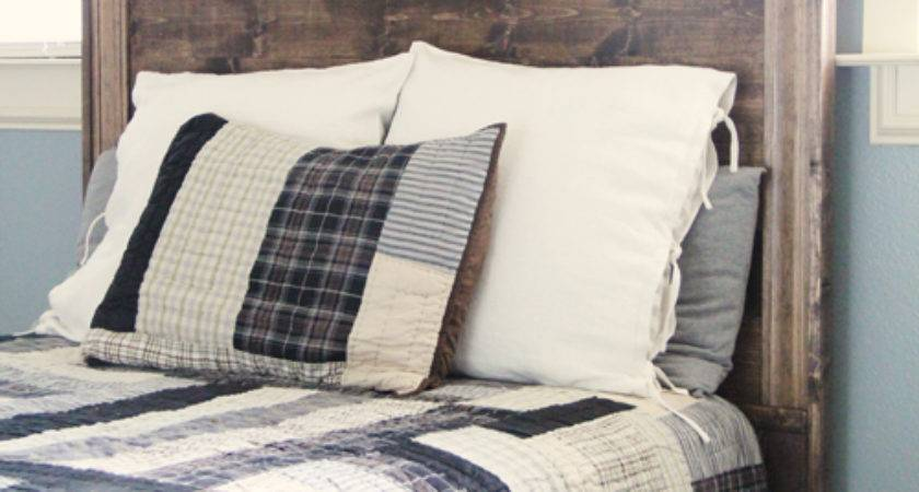Ana White Hailey Planked Headboard Diy Projects