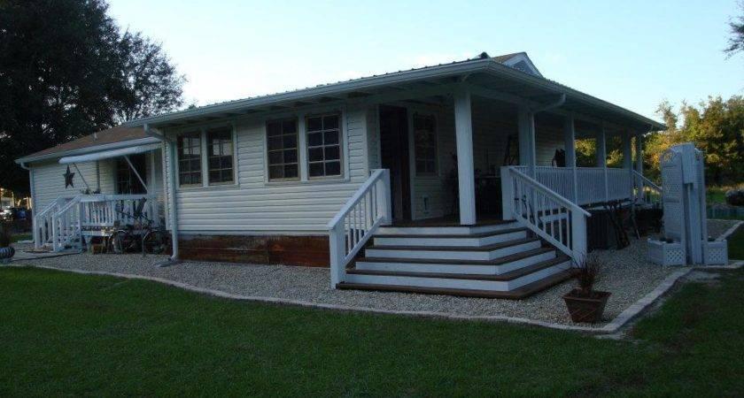 Appealing Porch Design Mobile Homes Ideas