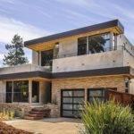 Architecture Contemporary Style Home Burlingame California