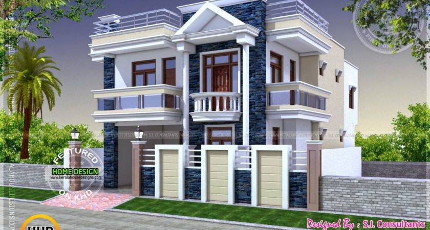 Article Square Feet House Land Area