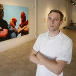 Artist Clayton Colvin Returns Mobile Exhibit Titled Fiction