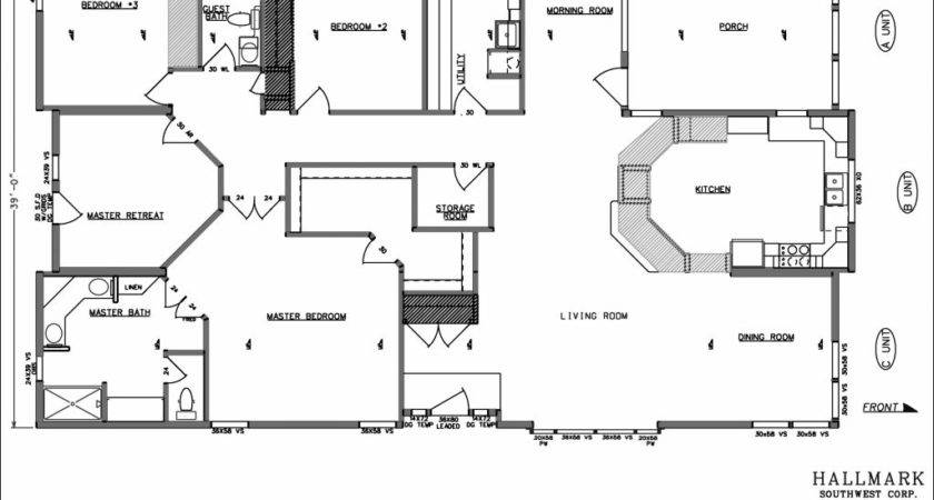 Astonishing New Mobile Home Floor Plans