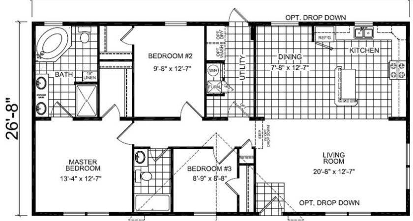 Atlantic Double Wide Ranch Ridge Crest Home Sales