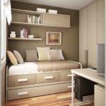Attractive Small Apartment Bedroom Storage Ideas