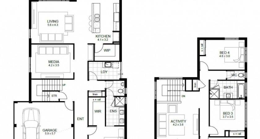 Awesome Bedroom House Plans Designs New Home