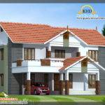 Awesome House Elevation Designs Kerala Home Design Floor Plans