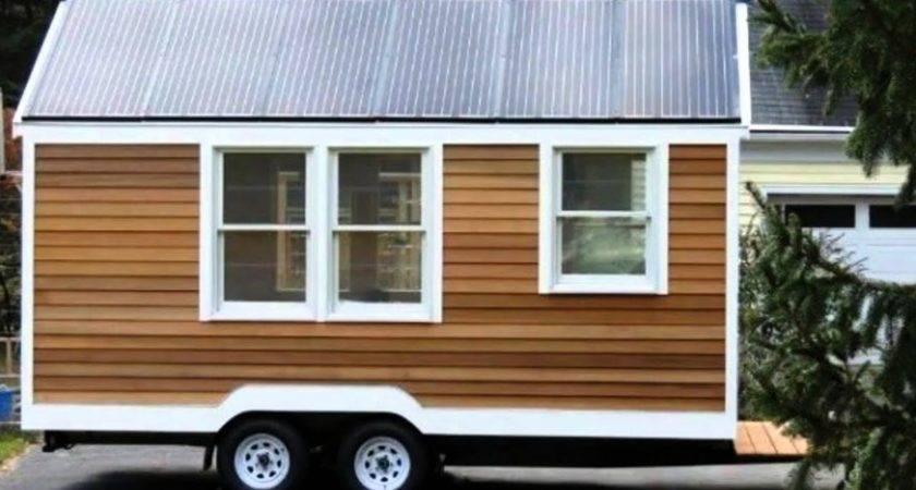 Awesome Micro Houses Wheels Tiny Homes Youtube