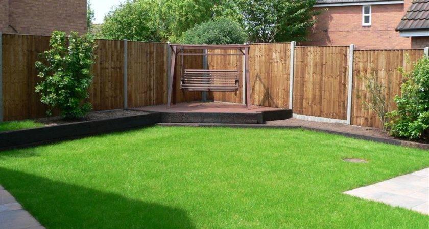 Back Garden More Ideas Yard