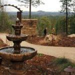 Backyard Mediterranean Water Fountain Hgtv