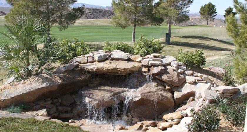 Backyard Water Fountains Interior Decorating Home Design Ideas