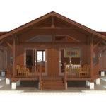 Bali Pre Built Homes Houses Teak