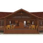 Bali Pre Built Homes Houses Teak