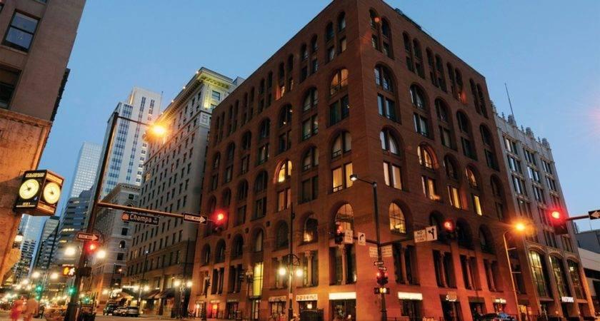 Bank Boston Lofts Apartments Rentals Denver