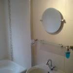 Bathroom Floor Tile Ideas Small Border