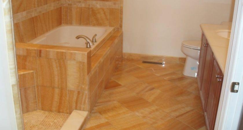 Bathroom Flooring Tiles Designs