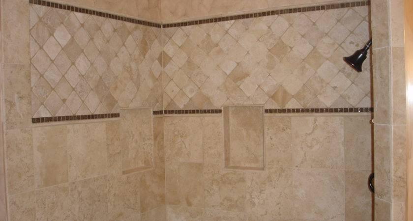 Bathroom Pinterest Tile Terracotta Floor Showers