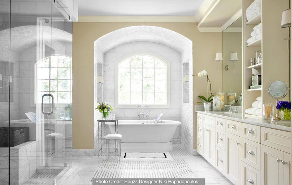 Bathroom Remodel Frameless Glass Shower Yorktown Virginia ...