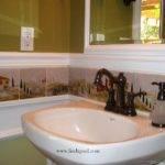 Bathroom Tile Border Design Ideas Cool
