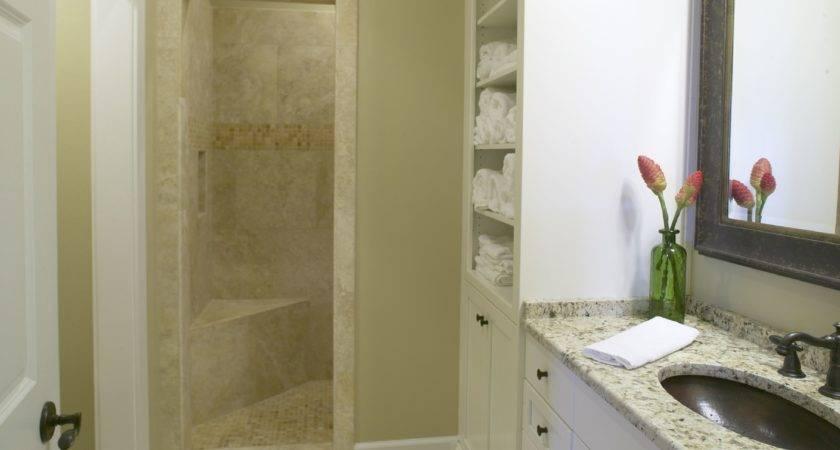Bathroom Walk Shower Bath Ideas Tiles Bathr