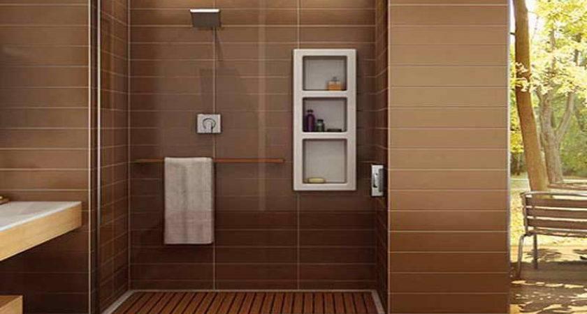 Bathroom Walk Shower Designs Ideas Transparent