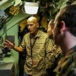 Battalion Marine Division Tour Uss Mississippi