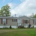Beach Bdrm Double Wide Mobile Home Sale Maine Woodville