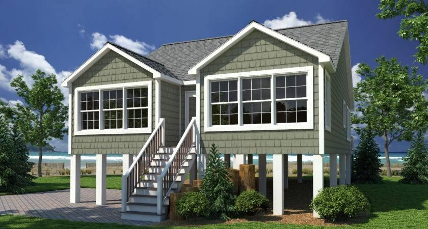 Beach Style Modular Homes Shore Collection