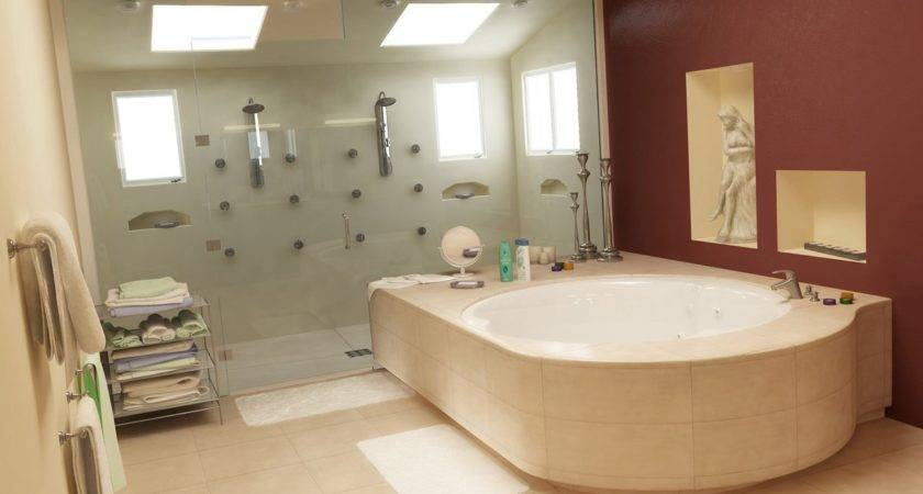 Beautiful Bathrooms Design Industry Standard