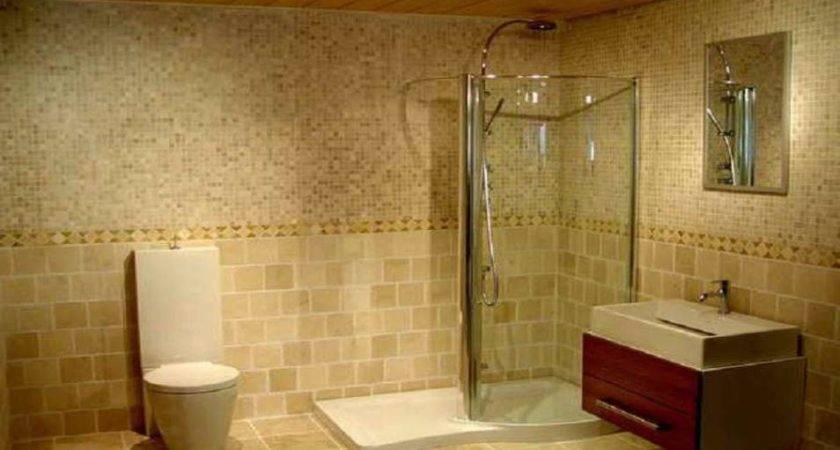Beautiful Comfortale Bathroom Tilesall Home Design
