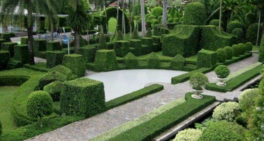 Beautiful Home Gardens Design