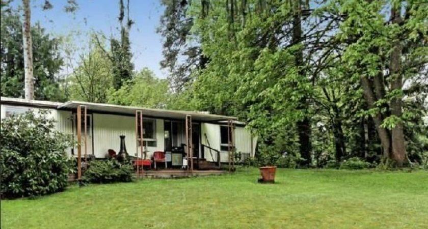 Beautiful Oregon Single Wide Mobile Manufactured Home